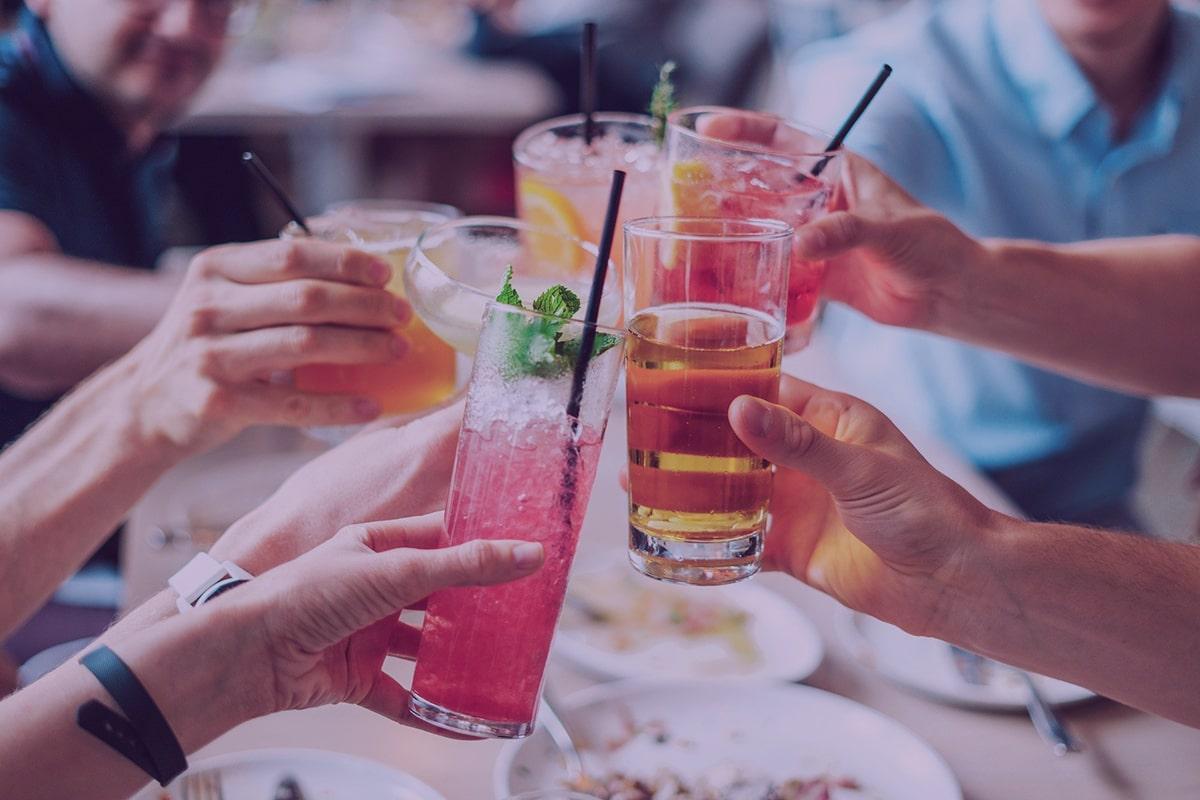 Excesso de álcool e a hepatite alcoólica