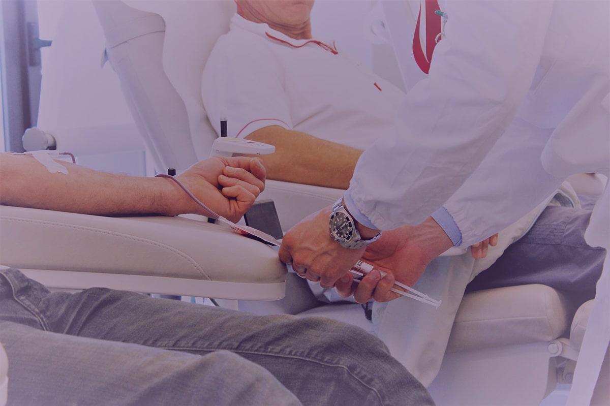 Doação de Sangue: seja um defensor dessa causa