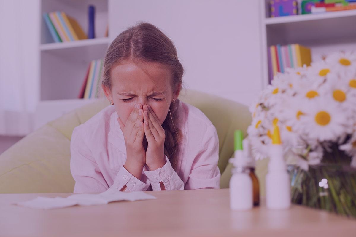 Rinite alérgica: saiba como prevenir na primavera