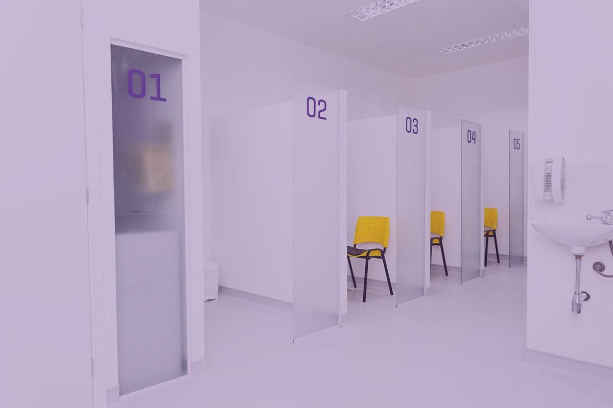 Como funciona o controle sanitário de um laboratório?