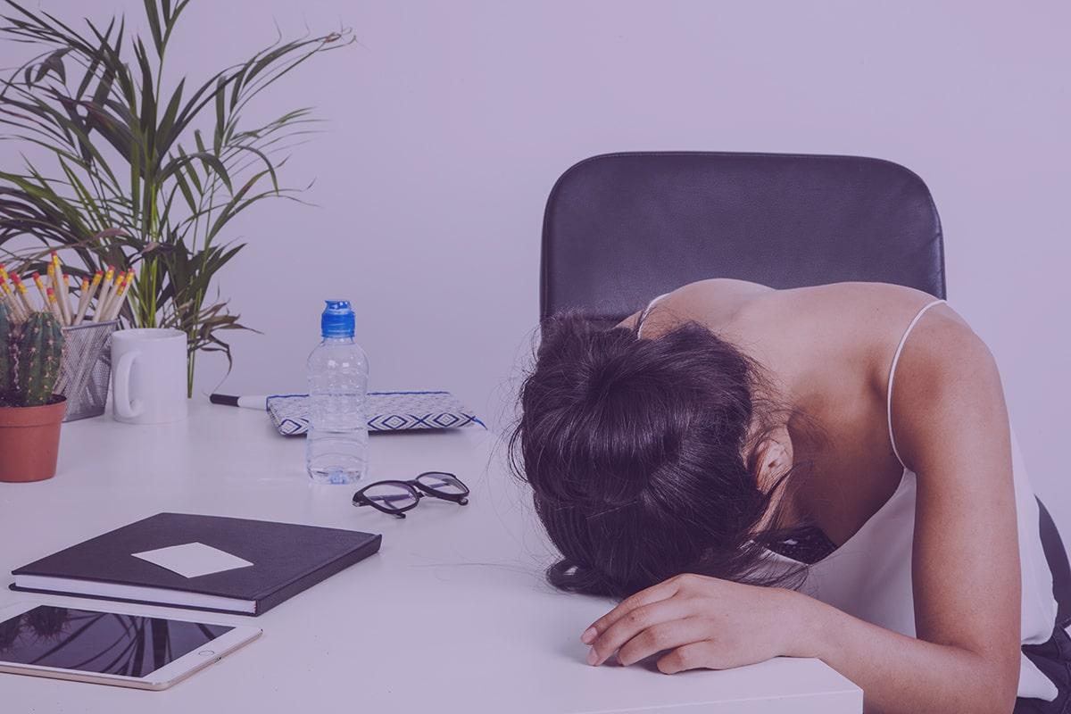 Sensação frequente de cansaço é um alerta