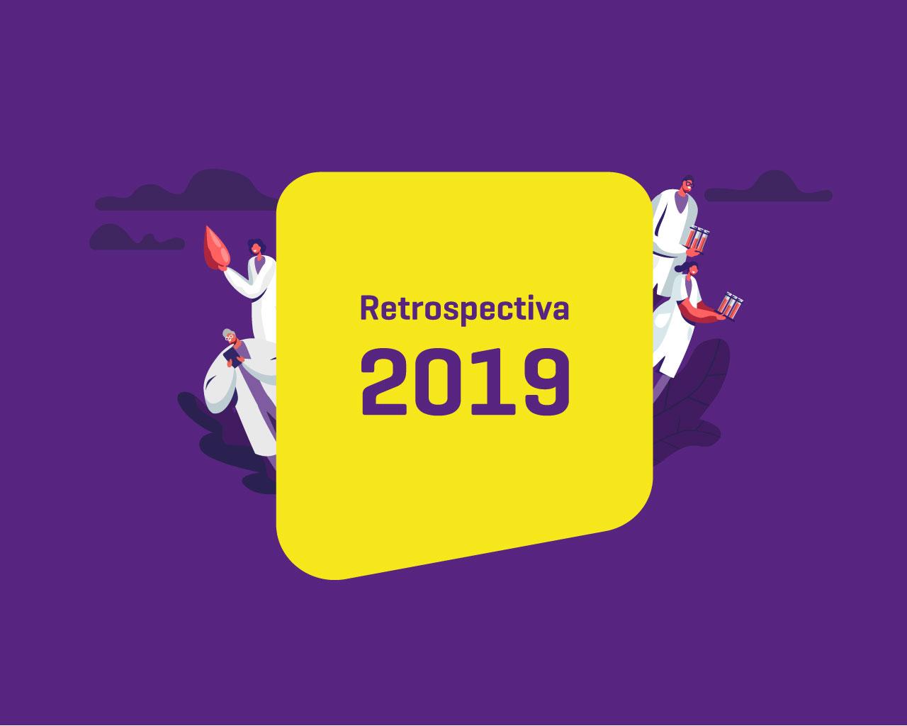 Retrospectiva: Labi Exames em 2019