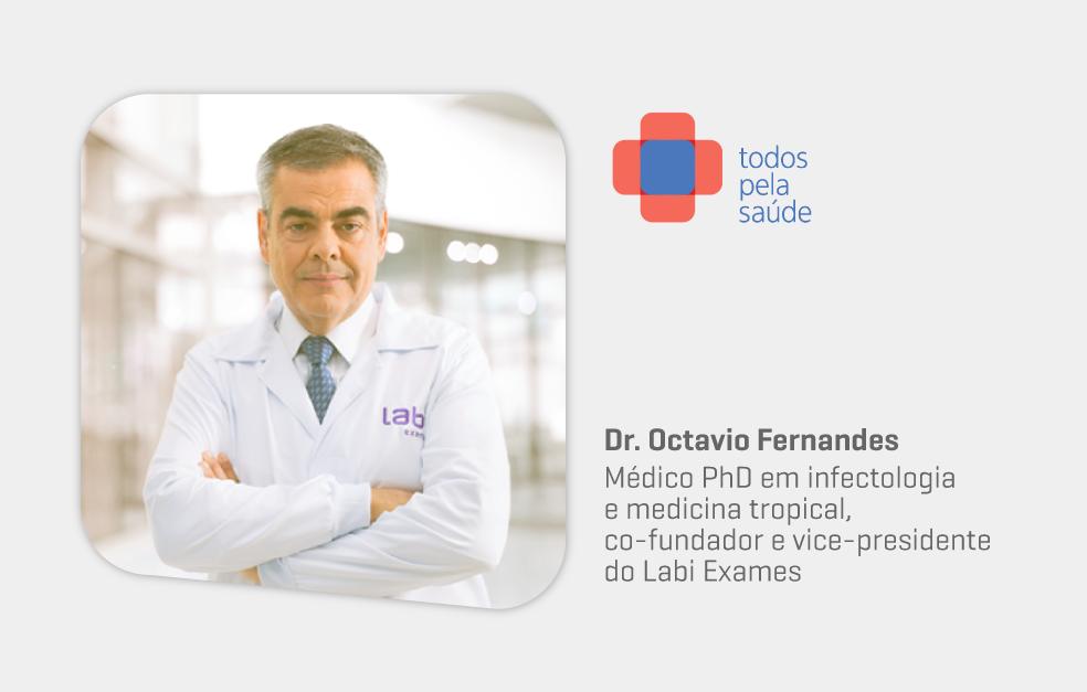 Vice-presidente do Labi Exames participa de projeto da Fiocruz em parceria com Ministério da Saúde