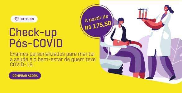 Check-up Pós-COVID