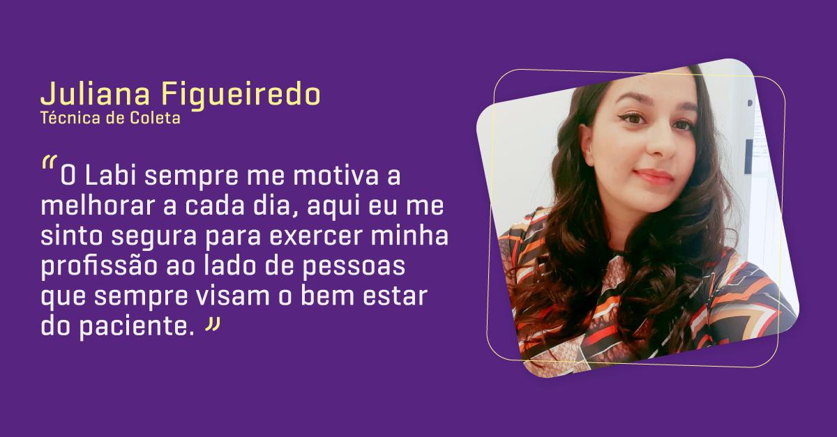 Juliana Figueiredo sobre o Labi