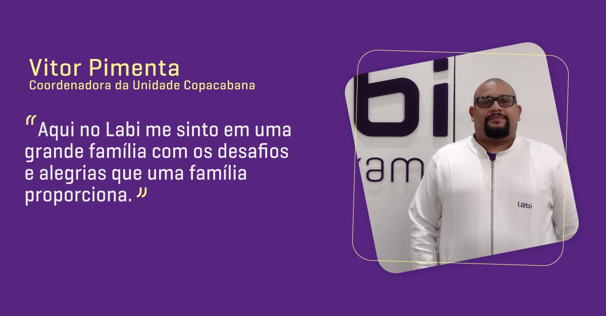 Quote Vitor Pimenta