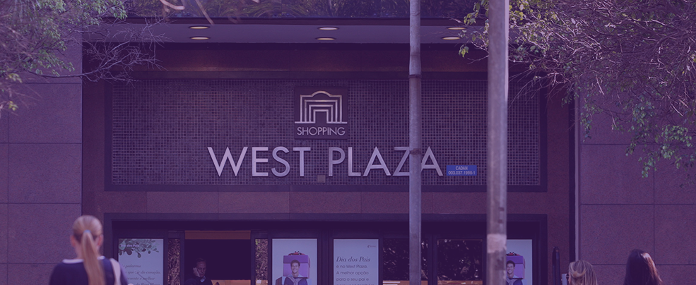 Entrada Shopping West Plaza