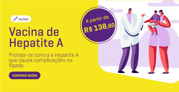 Vacina de Hepatite A