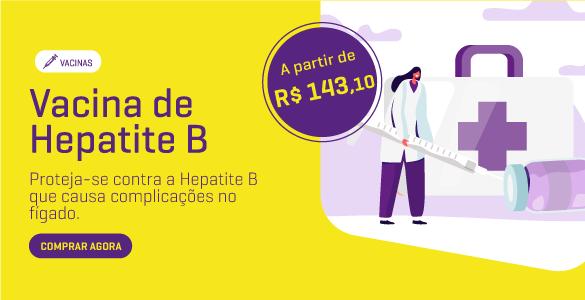Vacina de Hepatite B