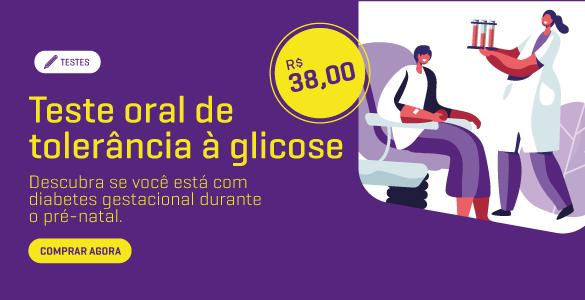 TOTG - teste oral de tolerância à glicose