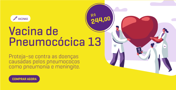 Vacina Pneumocócica 13